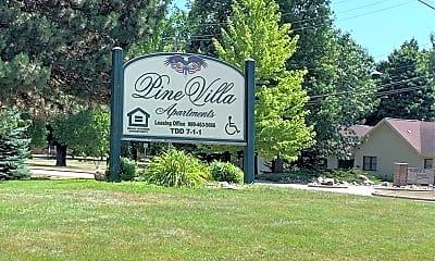 Pine Villa Apartments, 1