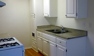 Kitchen, Mulberry Cottages, 2