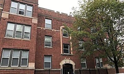 Building, 5039 S Champlain / 635-639 E 50th Pl, 2