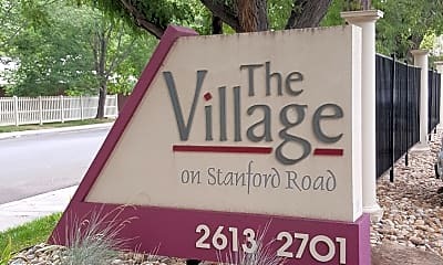 Villages On Stanford Road Apartments, 1