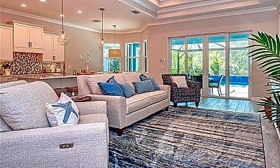 Living Room, 6323 Antigua Way, 1