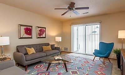Living Room, The Steeplechase, 0
