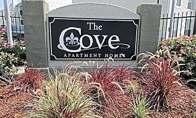 Community Signage, The Cove at NOLA, 2