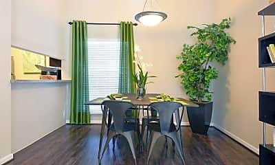 Dining Room, Trailwood Village, 1
