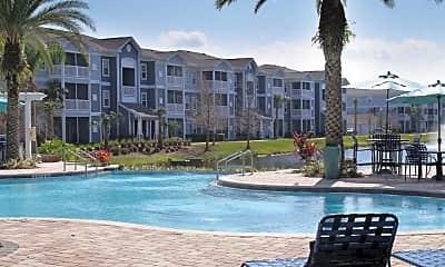 Pool, Andros Isles Luxury Apartments, 0