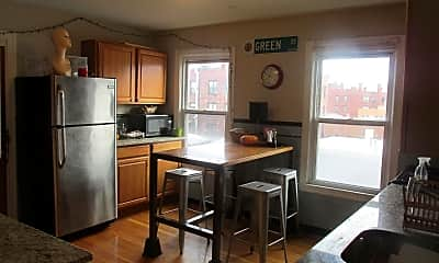 Kitchen, 197 Green St, 1