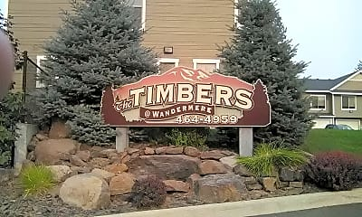 The Timbers at Wandermere, 1