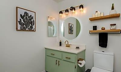 Bathroom, 3775 Georgia St, 1