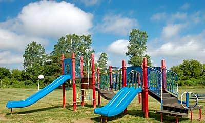 Playground, Van Buren Estates, 1