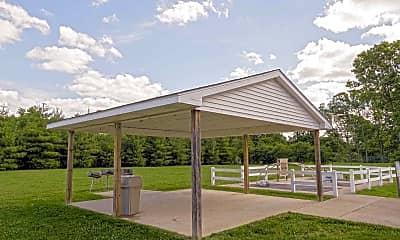 Recreation Area, Constitution Gardens, 1