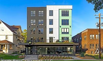 Building, 1119 4th St SE, 1