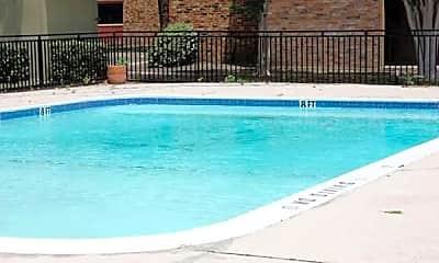 Pool, 2910 S Collins St, 1