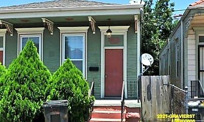 Bedroom, 2321 Gravier St, 2