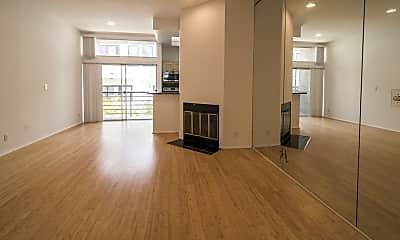 Living Room, 7917 Selma Ave, 1