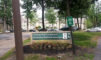 McGivney-Bethune Apartments, 1