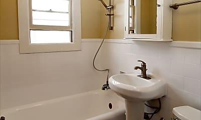 Bathroom, 377 Lenox Avenue Apartments, 2