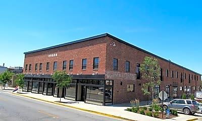 Building, 101 Orr St, 0