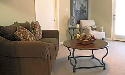 Living Room, Fox Lake, 1