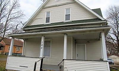 Building, 103 E North St, 0