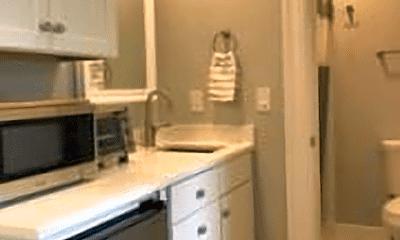 Kitchen, 50 Irving St, 1