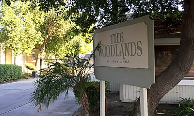 The Woodlands Apartments, 1