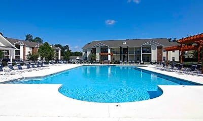 Pool, Northwind Apartments, 0