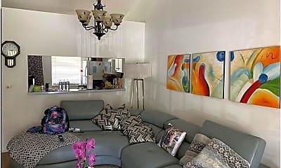 Living Room, 22016 Palms Way, 0
