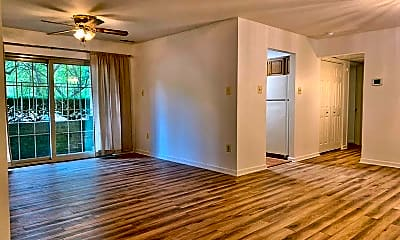 Living Room, 3506 Back Pointe Ct 1A, 1