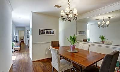 Dining Room, 4417 Basswood Ln, 0