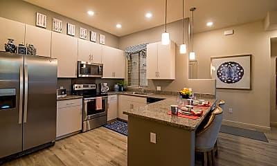 Kitchen, Pima Canyon Apartments, 0