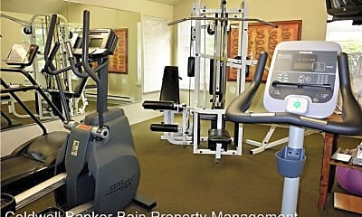 Fitness Weight Room, 19230 Forest Park Dr NE, 2