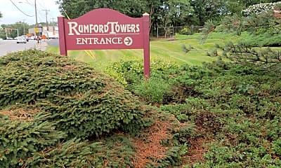 Rumford Towers South, 1