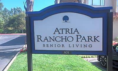 Atria Rancho Park, 1