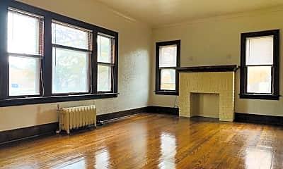 Living Room, 1502 Peck St, 1