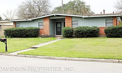 Building, 8417 Greenbrier, 0