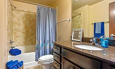 Bathroom, The Montgomery, 2