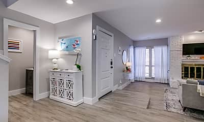 Living Room, 3438 Daniel Ave, 0