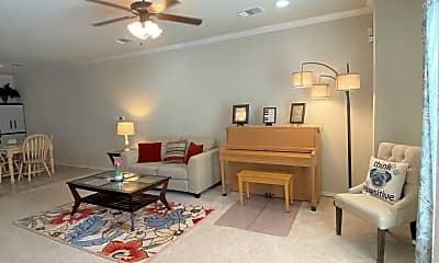 Living Room, 2112 Main St Unit 1, 1