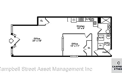2450 W Chicago Ave - 1F, 2
