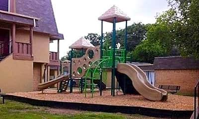 Playground, Villa France, 1