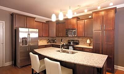 Kitchen, River Pointe North, 0