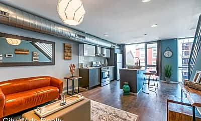 Living Room, 1441 N 7th St, 1