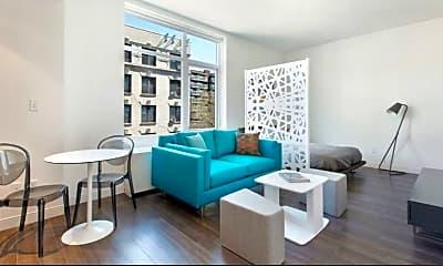 Living Room, 185 Avenue B 4-E, 1