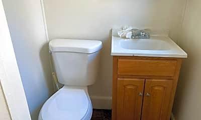 Bathroom, 5853 Delancey St, 1