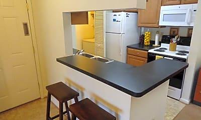 Kitchen, Chandler's Wharf, 1
