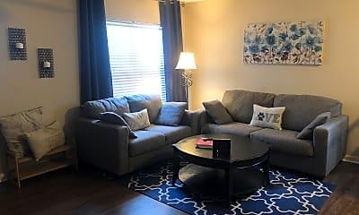 Living Room, 1212 Center St, 0