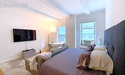 Bedroom, 25 W 64th St 1-A, 1
