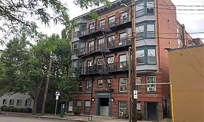Raintree Apartments, 2