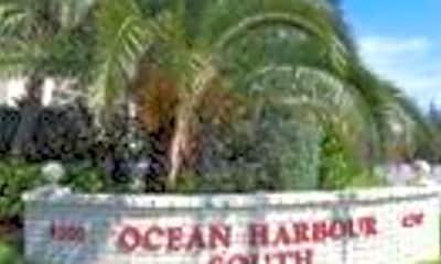 Community Signage, 4200 N Hwy A1A A1A 413, 2