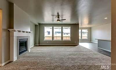 Living Room, 16736 N Fielding Way, 1
